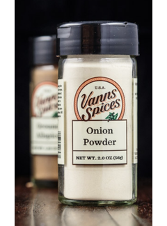 Vanns Spices Onion Powder