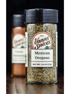 Vanns Spices Oregano, Mexican