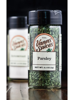 Vanns Spices Parsley