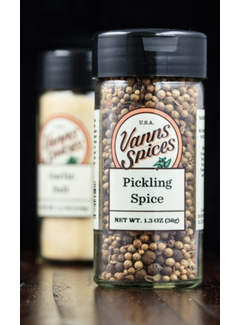 Vanns Spices Pickling Spices