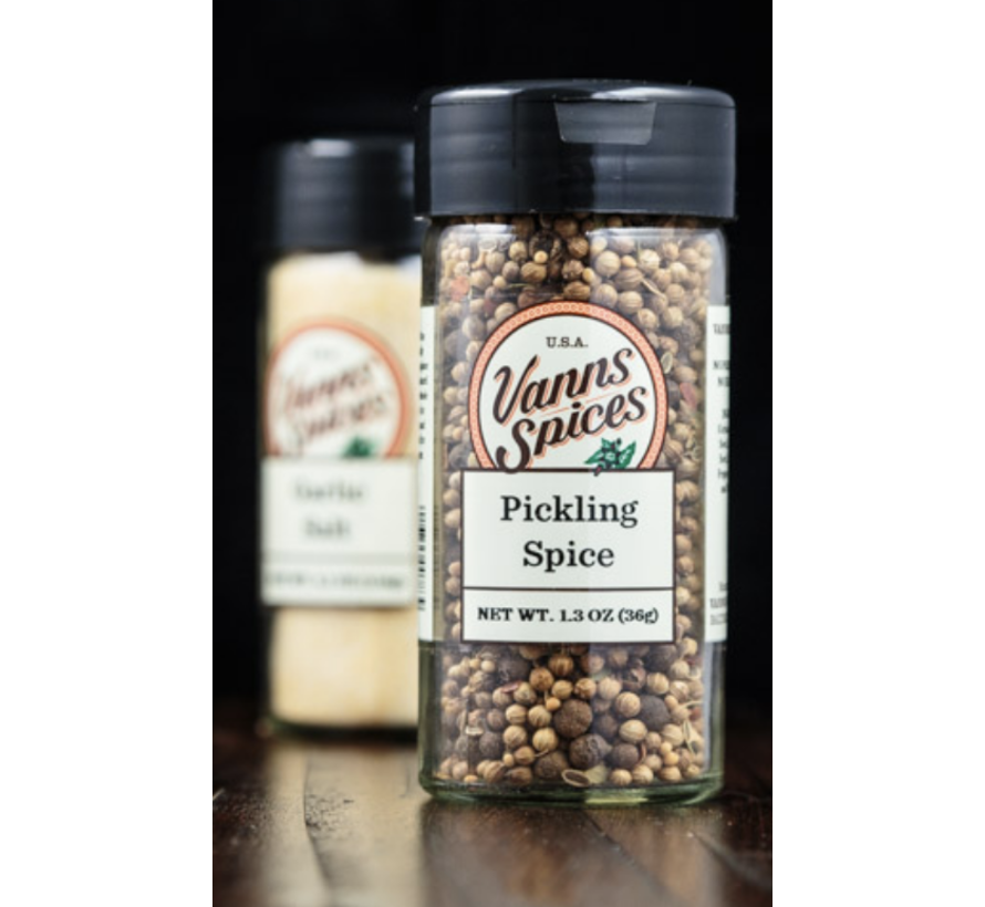 Vanns Spices Pickling Spices Spoons N Spice