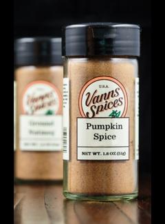Vanns Spices Pumpkin Spice