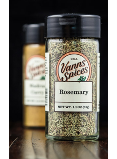 Vanns Spices Rosemary, Cut and Sifted