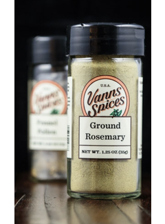 Vanns Spices Rosemary, Ground