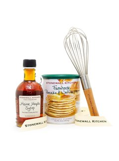 Stonewall Kitchen Breakfast Grab and Go Gift Set