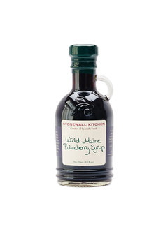 Stonewall Kitchen Wild Maine Blueberry Syrup 8.5 oz