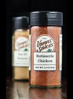 Vanns Spices Rotisserie Chicken