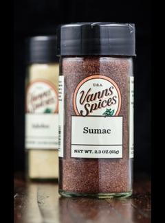 Vanns Spices Sumac, Ground