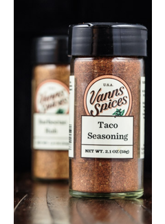 Vanns Spices Taco Seasoning