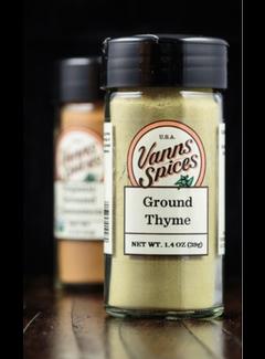 Vanns Spices Thyme, Ground