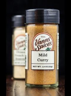 Vanns Spices Mild Curry