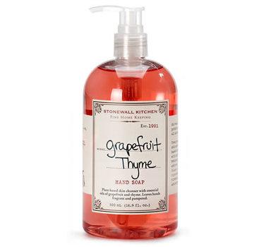Stonewall Kitchen Grapefruit Thyme Hand Soap
