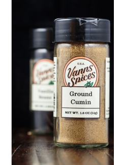 Vanns Spices Cumin, Ground