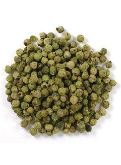 Vanns Spices Peppercorns, Green Bulk - 1 Oz.