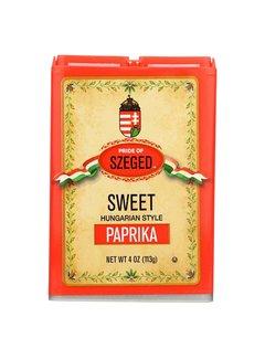 Szeged Sweet Hungarian Style Paprika