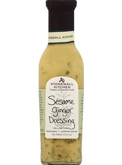 Stonewall Kitchen Sesame Ginger Dressing