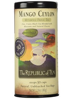 Republic of Tea Republic Of Tea  Mango Ceylon