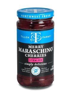 Stonewall Kitchen Merry Maraschino Cherries