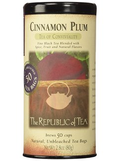 Republic of Tea Cinnamon Plum Tea