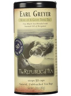 Republic of Tea Earl Greyer