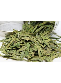 CBI Green Dragonwell Tea - 1/4 LB