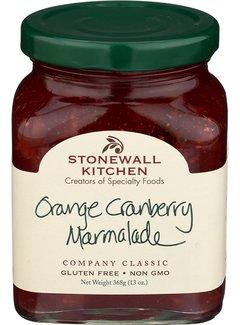 Stonewall Kitchen Orange Cranberry Marmalade 13oz
