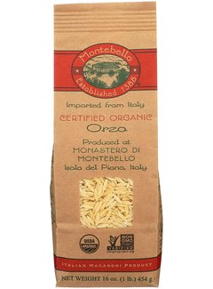 Stonewall Kitchen Organic Orzo Pasta
