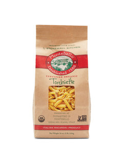 Stonewall Kitchen Torchiette Organic Pasta