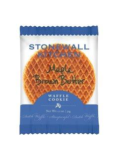 Stonewall Kitchen Stroopwafel Waffle Cookie - Maple Brown Butter