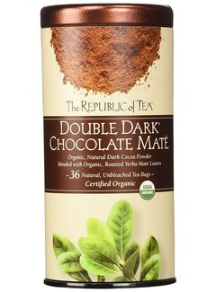 Republic of Tea Double Dark Chocolate Mate