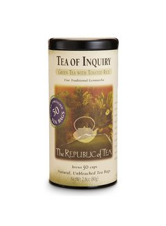 Republic of Tea Tea of Inquiry