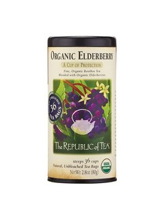 Republic of Tea Organic Elderberry