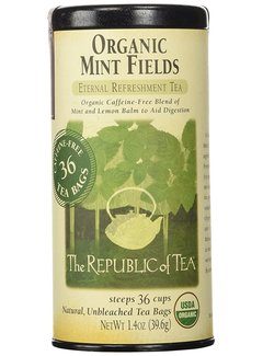 Republic of Tea Organic Mint Fields