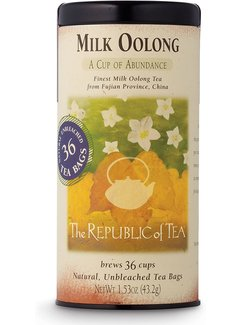 Republic of Tea Milk Oolong