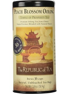 Republic of Tea Peach Blossom Oolong