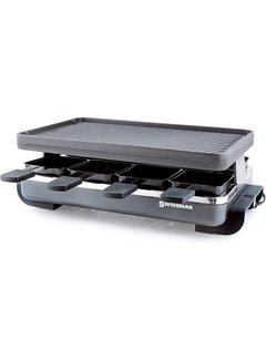 Swissmar Raclette W/Cast Iron Grill Plate