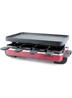Swissmar Red Classic Raclette Party Grill