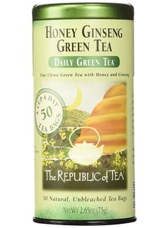 Republic of Tea Honey Ginseng Green