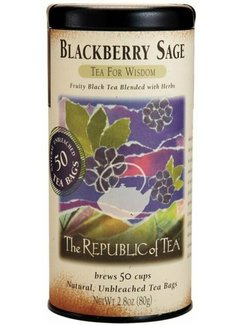 Republic of Tea Blackberry Sage