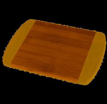 """Totally Bamboo 11"""" 2-tone Cutting Board"""