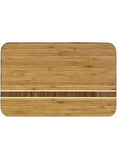 "Totally Bamboo Aruba Cutting Board 12 1/2"" x 8"" x 3/4"""