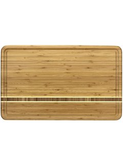 "Totally Bamboo Dominica Cutting Board, 20"" x 12 1/2"" x 3/4"""
