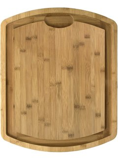 Totally Bamboo Farmhouse Carver Cutting Board