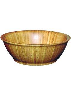 "Totally Bamboo Flared Salad Bowl, 12"" x 4"""
