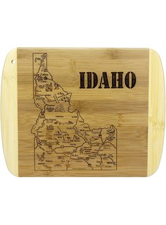 Totally Bamboo Slice of Life Idaho Cutting Board