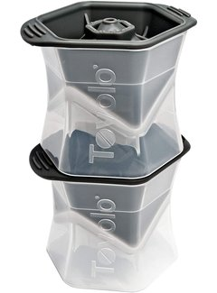 Tovolo Colossal Cube Ice Molds (Set of 2)