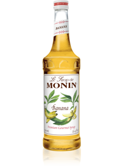 Monin Banana Syrup