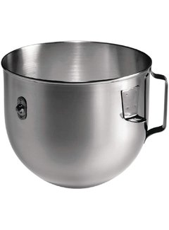 KitchenAid 5 QT Bowl, SS Handle (for 5 QT Bowl Lift)