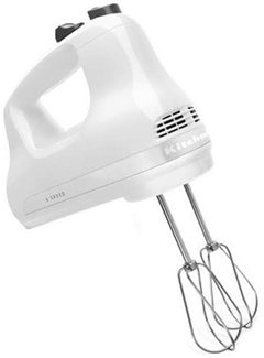 KitchenAid 5-Speed Ultra Power Hand Mixer - White