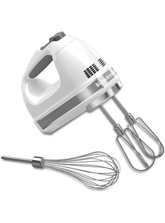 KitchenAid 7-Speed Ultra Power Hand Mixer - White